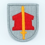 Beret Flash, Senior ROTC Ranger