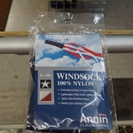 "U.S. Windsock Flag, Nylon, 5"" X 36"", Annin®"