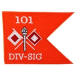 Patch, Division Signal Company, 101st Airborne Division (Air Assault)