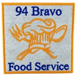 Patch, 94 Bravo, Food Service