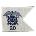Patch, 20th Quartermaster Company