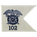Patch, 102nd Quartermaster Company