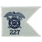 Patch, 227th Quartermaster Company