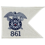Patch, 861st Quartermaster Company