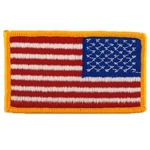 Patch, Reversed American Flag without Velcro®, Color