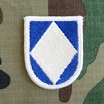 Beret Flash, HHC, 18th Airborne Corps