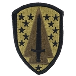 Patch, 1st Security Force Assistance Brigade (SFAB), A-1-1122,  OCP with Velcro®