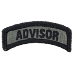 Patch, Security Force Assistance Brigade (SFAB), Tab, ADVISOR, A-1-1122A,  ACU with Velcro®