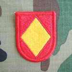 Beret Flash, HHB, 18th Airborne Corps Artillery