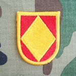 Beret Flash, 18th Field Artillery Brigade