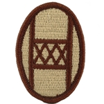 Patch, 30th Armored Brigade, MultiCam® with Velcro®