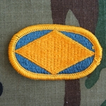 Oval, 18th Airborne NCO Academy