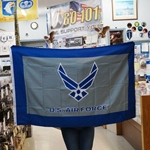 Flag, United States Air Force, 3' X 5' Double Sided /Indoor /Outdoor