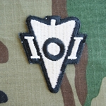 Patch, 101st Airborne Recondo, Color