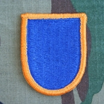 Beret Flash, 18th Aviation Brigade, Old Type