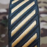 Army Male Green Service Srripes