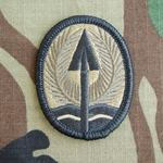 Patch, Multi-National Corps-Iraq, MultiCam® with Velcro®