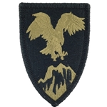 Patch, USAE Combined Forces Command-Afghanistan, MultiCam® with Velcro®