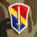 Patch, 1st Field Force, Vietnam, Color