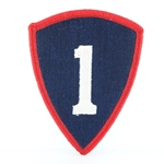 Patch, 1st Personnel Command, Color