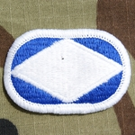 Oval, HHC, 18th Airborne Corps Type 3