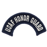Patch, Tab, USAF Honor Guard, A-1-821, Color