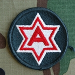 Patch, 6th Army, Color