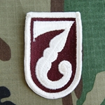 Patch, 7th Medical Brigade, Color