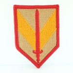 Patch, 1st Sustainment Brigade, Color