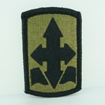 Patch, 29th Infantry Brigade Combat Team, MultiCam® with Velcro®