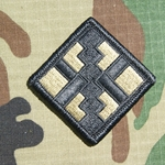 Patch, 411th Engineer Brigade, MultiCam® with Velcro®