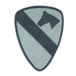 Patch, 1st Cavalry Division, ACU with Velcro®