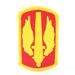Patch, 18th Fires Brigade, without Airborne Tab, Color