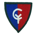 Patch, 38th Infantry Division, Color