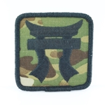 Helmet Patch: 187th Infantry Regiment MultiCam® Type 4