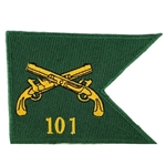 Patch, 101st Military Police Company