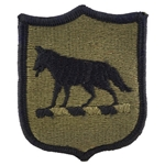 Patch, South Dakota Army National Guard, MultiCam® with Velcro®
