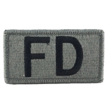 Patch, Criminal Investigation Command (CID), ACU with Velcro®