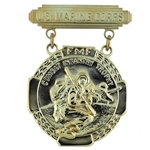 Badge, Qualification, FMF Combat Infantry Trophy, U.S. Marine Corps, MIL-DTL-3628/203C