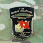 Challenge Coin, 101st Airborne Division (Air Assault) DCG O, Deputy Commanding General Operations Afghanistan