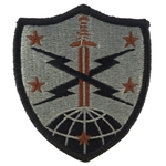 Patch, 91st Cyber Brigade, A-1-1121, ACU with Velcro®