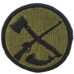 Patch, West Virginia Army National Guard, MultiCam® with Velcro®