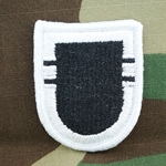 Beret Flash, 1136th Infantry Detachment
