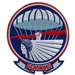 Patch, 501st Parachute Infantry Regiment (501st PIR), Geronimo