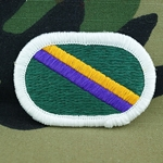 Oval, 91st Civil Affairs Battalion