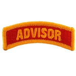 Patch, Tab, Security Force Assistance Brigade (SFAB), Tab, A-1-1122, Color with Velcro®