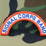 Patch, Army Training and Doctrine Cmd Band Tab Color