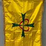 Flag, Army Community Service Flag, NSN: 8345-00-432-2714