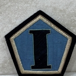 1st Army Group, A-1-154, Bullion, Only 1 in Stock!!