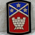 194th Engineer Brigade, A-1-571, Bullion, Only 1 in Stock!!